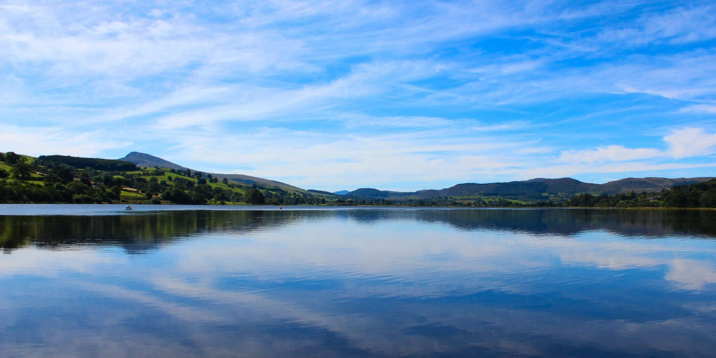 * Pic of the Month * Llangower - Llyn Tegid (by AJW) *